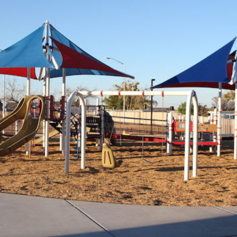 MVC Community Center Playground